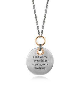 BJORG | Ожерелье Amazing