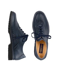 Pakerson | Italian Handmade Leather Lace-Up Shoes