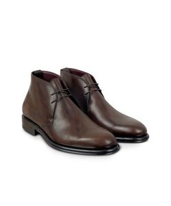 Fratelli Borgioli | Cayenne Leather Derby Boot