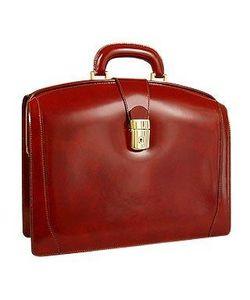 Pratesi | Junior Italian Leather Briefcase