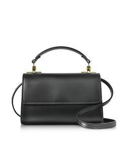 Sophie Hulme | Leather Parker Nano Crossbody Bag