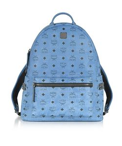MCM | Denim Medium Stark Backpack