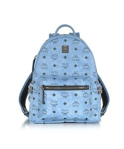 MCM | Denim Small Stark Backpack