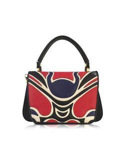 GIANCARLO PETRIGLIA | Mini Queen Inlaid Multicolor Bag