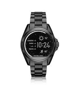 Michael Kors   Stainless Steel Bradshaw Smartwatch