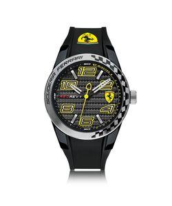 Ferrari | Rev T Серебристые Часы Из Нержавеющей Стали С