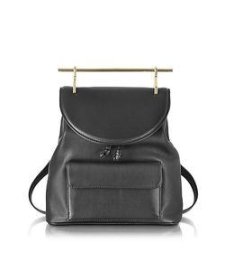 M2Malletier | Leather Backpack