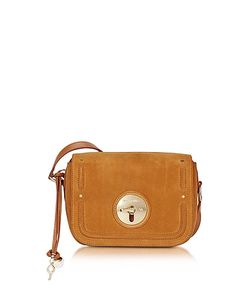 See by Chloé | Lois Passito Suede Crossbody Bag