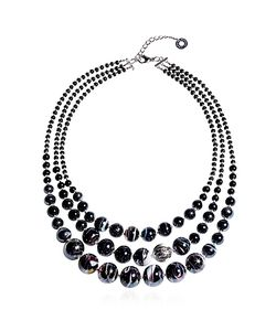 Antica Murrina | Optical 1 Top Murano Glass Choker