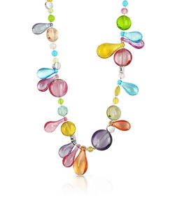 Antica Murrina | Lapilli Long Murano Glass Necklace