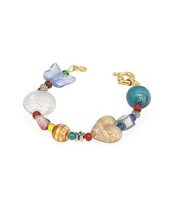 Antica Murrina | Fanny Murano Glass Bead Bracelet