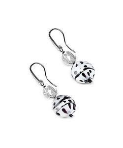 Antica Murrina | Audrey 2 Color Block Murano Glass Earrings