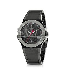 Maserati | Potenza Pvd Stainless Steel Unisex Watch