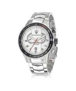 Maserati | Corsa Chronograph Stainless Steel Mens Watch