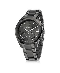 Maserati | Pole Position Gunmetal Pvd Stainless Steel Mens Watch