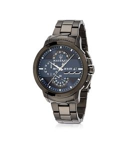 Maserati | Ingegno Stainless Steel Mens Chrono Watch
