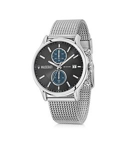 Maserati | Epoca Tone Stainless Steel Mens Chrono Watch