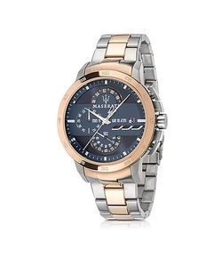 Maserati | Ingegno Two Tone Stainless Steel Mens Chrono Watch