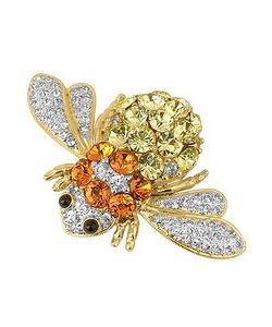 AZ Collection | Beetle Brooch