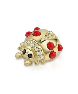 AZ Collection | Ladybug Pin