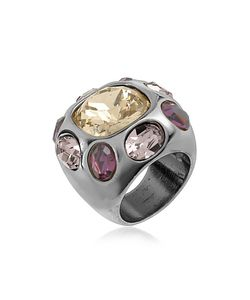 AZ Collection | Multicolor Crystal Ring