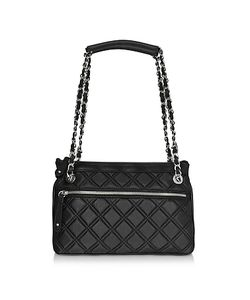 Buti | Quilted Leather Shoulder Bag