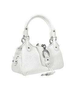 Buti | Pebble Italian Leather Horsebit Handbag