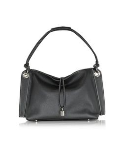 Buti | Charm Drop Pebble Italian Leather Hobo Bag