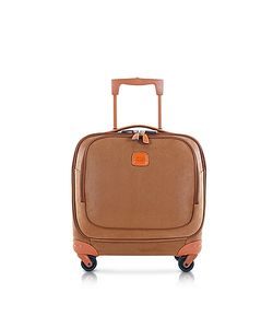 BRIC'S   Life Micro Suede Small Pilot Cabin Spinner