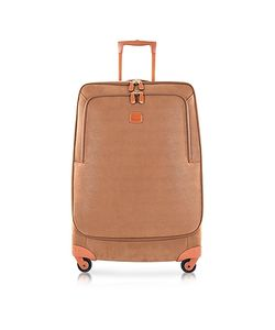 BRIC'S | Life Micro Suede Large Trolley