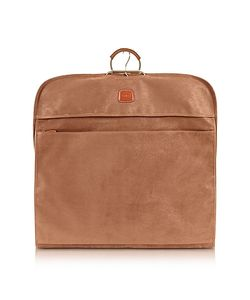 BRIC'S | Life Micro-Suede Garment Bag