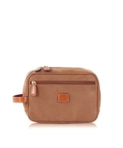 BRIC'S | Life Micro Suede Travel Case