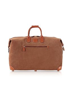 BRIC'S | Life Micro-Suede 22 Duffle Bag