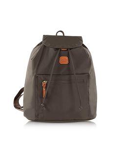 BRIC'S   X-Travel Nylon Backpack