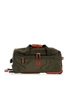 BRIC'S | X-Travel Medium Rolling Duffle Bag