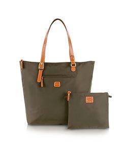 BRIC'S   X-Bag Large Foldable Shopper