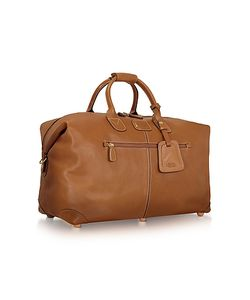 BRIC'S | Life Pelle Medium Leather Travel Bag