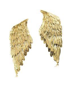 Bernard Delettrez   Wings Earrings