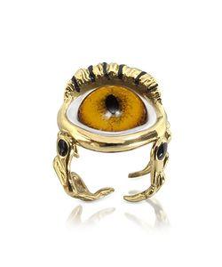 Bernard Delettrez   Eye Ring