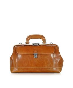 Chiarugi | Small Leather Doctor Bag