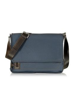 Chiarugi | Midnight Leather Messenger