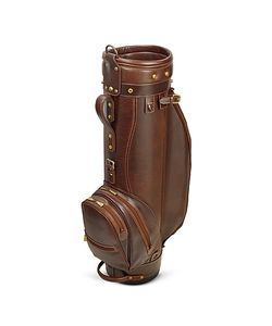 Chiarugi | Prestige 8 Genuine Italian Leather Golf Bag