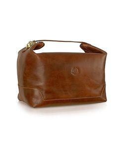Chiarugi | Handmade Genuine Italian Leather Toiletry Travel Case