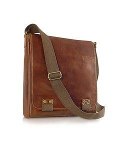 Chiarugi | Handmade Genuine Leather Crossbody Bag