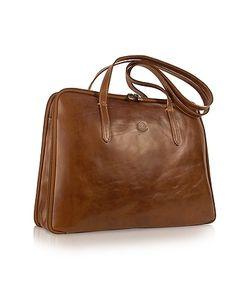Chiarugi | Handmade Genuine Italian Leather Business Bag