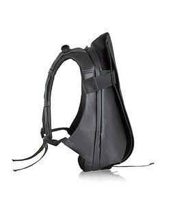 Côte&Ciel   Isar Coated Canvas Medium Backpack