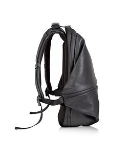 Côte&Ciel | Meuse Coated Canvas Backpack