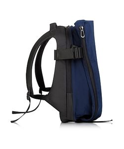 Côte&Ciel | Isar Midnight Blue Memory Tech Backpack