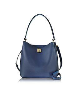 MCM | Milla Leather Medium Hobo Bag