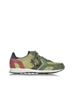 Converse Limited Edition | Auckland Racer Jute Collarde Ox Suede Mens Sneaker